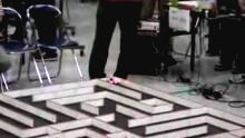 25-й чемпионат Micromouse