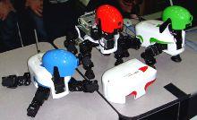 Робот-собака RobuDog от Robosoft
