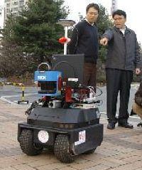 Робот Securo