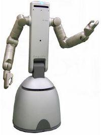Робот SmartPal V от Yasukawa