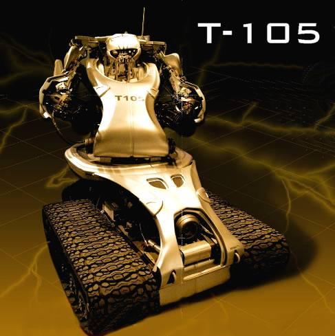 Терминатор T-105