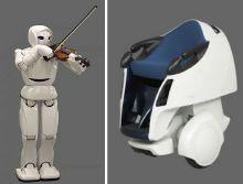 новые модели роботов от Toyota