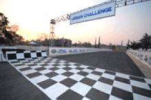 DARPA Urban Challenge-2007