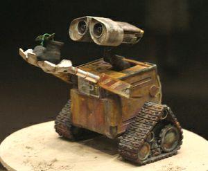 робот Уолл-И (WALL-E)