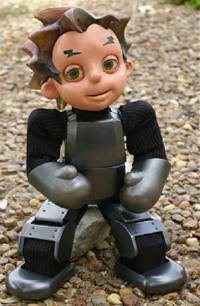 мальчик-робот Zeno