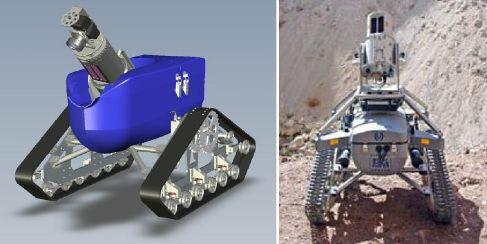 робот 3D-R1