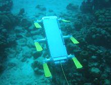 Подводный робот AQUA