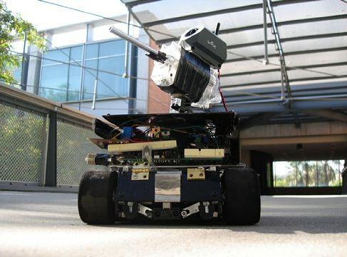 робот A.R.E.S.