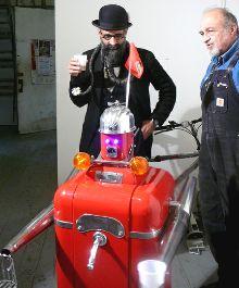 Пивной робот