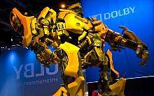 Роботы на Consumer Electronics Show 2008