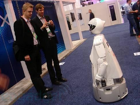Робот от Fujitsu