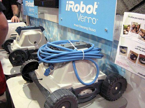 Робот для чистки бассейнов от IRobot