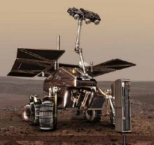 марсоход ExoMars