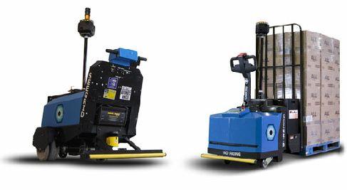 Индустриальные мобильные роботы от Seegrid