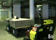 Индустриальный мобильный робот от Seegrid