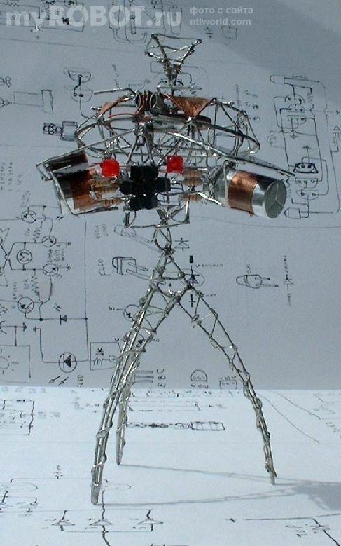 BEAM-робот Джеймса Вэтта
