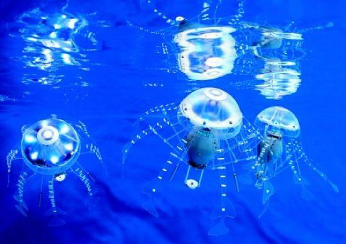 роботы-медузы AquaJelly