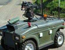 Мобильный боевой робот MDARS