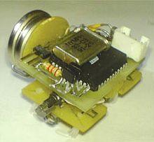 вибрационный мини-робот