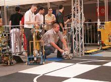Всероссийский фестиваль мобильных роботов имени Девянина