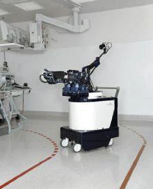 Робот-нейрохирург NeuroArm