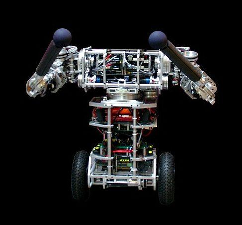 Робот Nexi