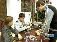Каникулы роботов в Политехническом 2008