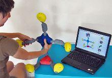 Кукла-робот Posey
