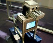Читающая робот-собака RED
