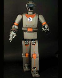 Испанский гуманоидный робот REEM B