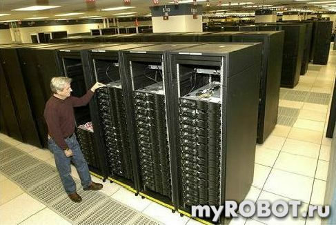 Суперкомпьютер IBM Roadrunner