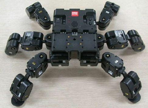 ��������� ����������� <strong>�������</strong> RoboBuilder