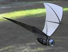 робот-разведчик Spy-Bat