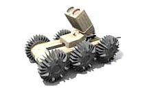 Разведывательный робот SpyRobot 6WD