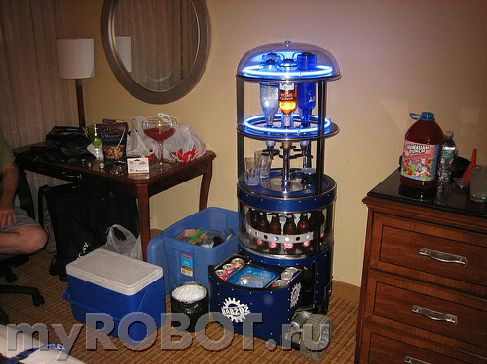 робот-бар Bar2D2