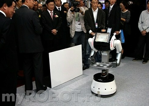 Робот-кофеварка CAFERO