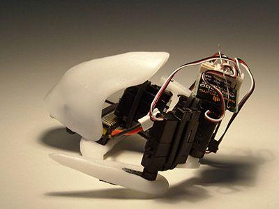робот-рыба Crab Fu's Flapper