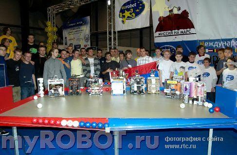 ЕВРОБОТ - Северная звезда - 2008