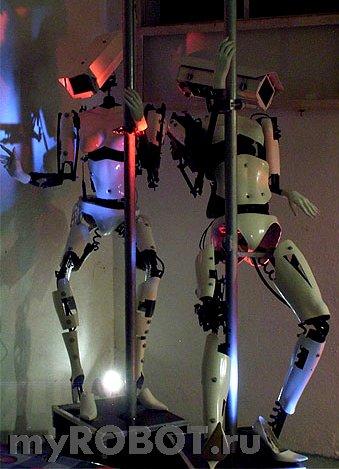 Robo-Peep Show