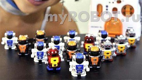 Робот-гуманоид Robo-Q