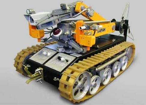 Робот Варан