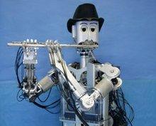 Робот-флейтист WF-4RIV университета Васеда