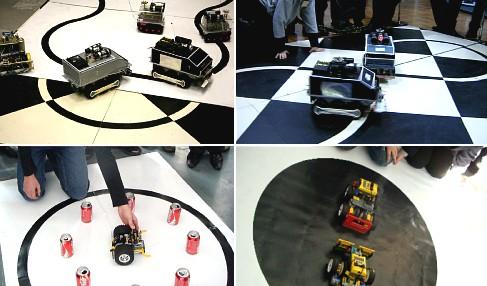 Открытый робототехнический турнир Политехнического музея
