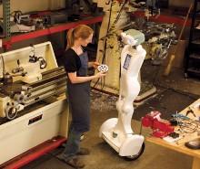 Anybots QA Telepresence - робот для удаленного присутствия