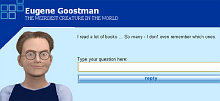 Бот Eugene Goostman