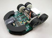 Робот Min7.1, сконструированный сингапурцем Ng Beng Kiat