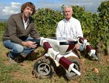 Робот-виноградарь Wall-Ye V.I.N.
