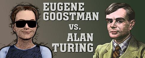 Программе Евгений Густман впервые удалось пройти тест Тьюринга