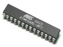Микроконтроллер семейства AVR ATMEGA8