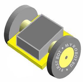 Как сделать простого робота на микроконтроллере